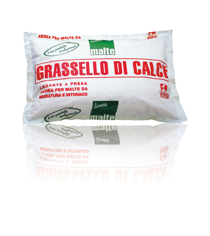 Grassello di calce traspirante gras calce for Gras calce malta bastarda