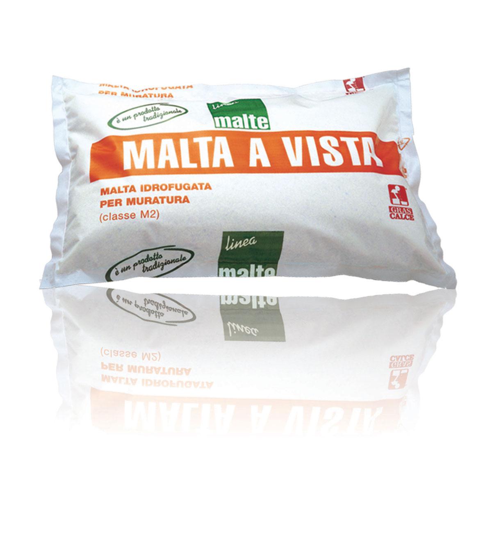 Malta a vista idrofugata per muratura gras calce for Gras calce malta bastarda
