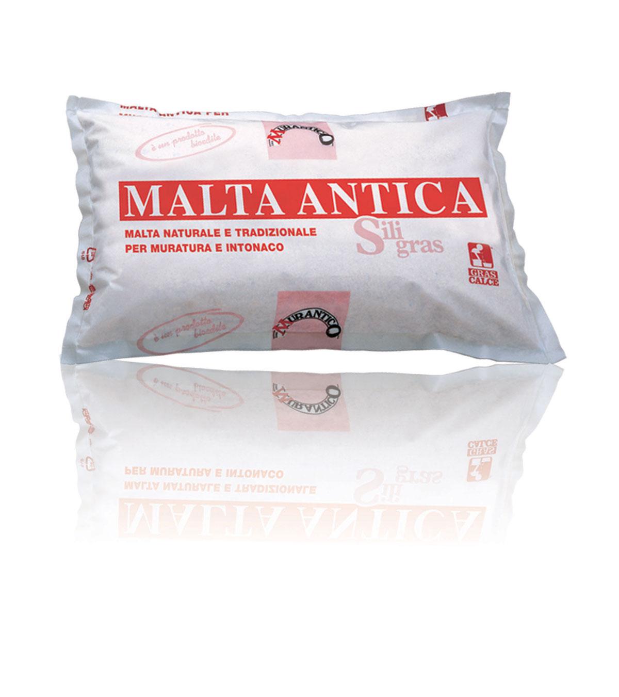 Malta antica siligras per restauro gras calce for Gras calce malta bastarda